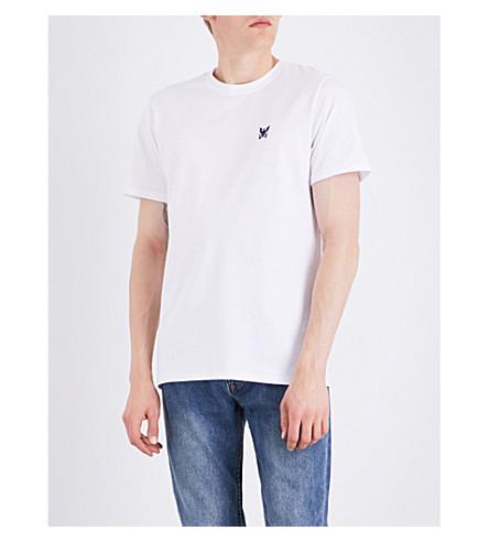 A.P.C. Aigle cotton-jersey T-shirt (Blanc