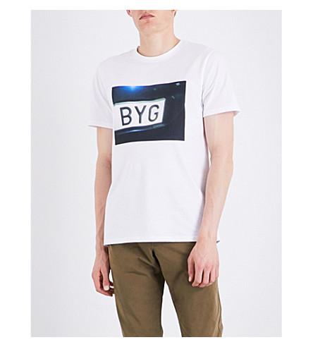 A.P.C. Byg cotton-jersey T-shirt (Blanc