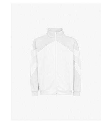 ADIDAS Palmston woven track jacket (White