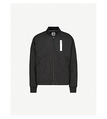 ADIDAS NMD Primaloft shell bomber jacket (Black