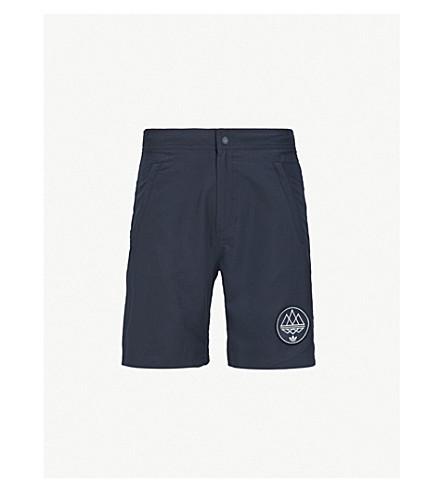 ADIDAS Intack woven shorts (Night+navy
