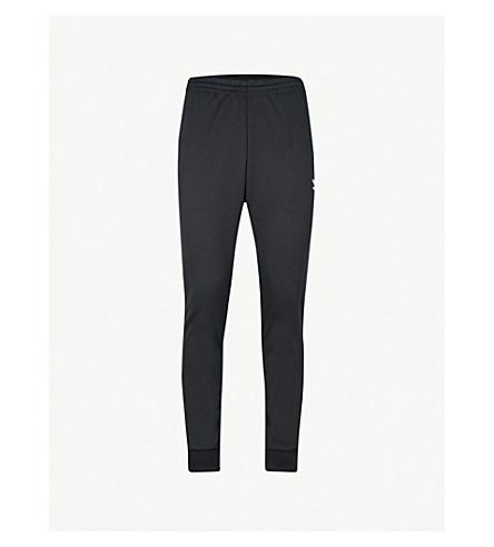 ADIDAS SST 3-stripe jersey jogging bottoms (Black