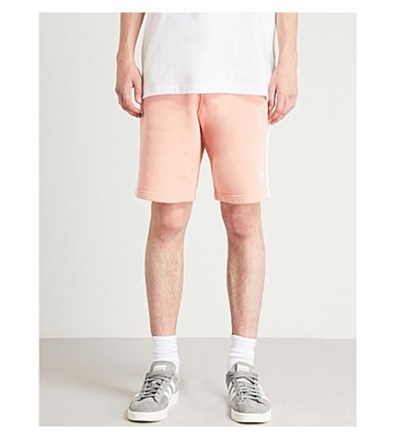 ADIDAS de rayas corto laterales pink st Dust con algodón de s15 punto Pantalón R8ZHqW