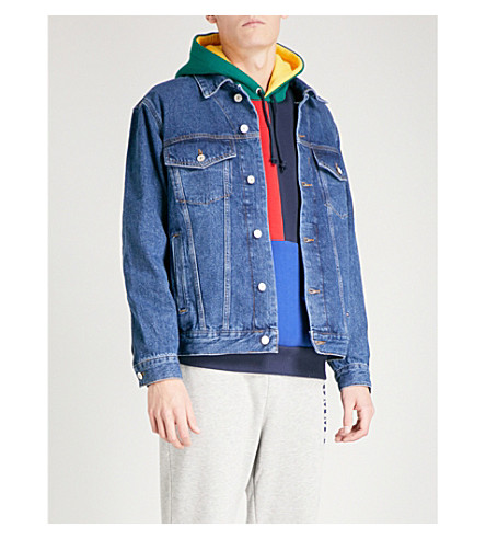 TOMMY JEANS 90s denim jacket (Denim+blue