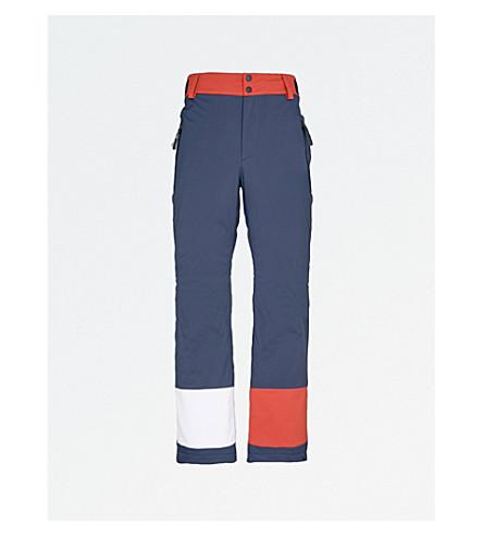 TOMMY HILFIGER Tommy Hilfiger x Rossignol 罗恩软壳面料滑雪裤子 (Navy++705