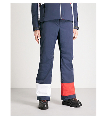 TOMMY HILFIGER Tommy Hilfiger x Rossignol Roan shell ski trousers (Navy+-+705