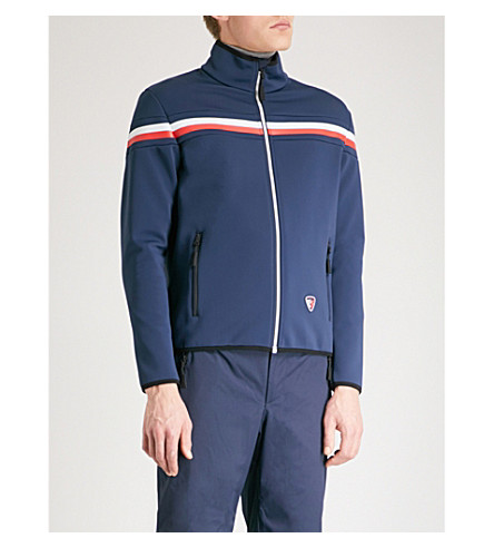 TOMMY HILFIGER Tommy Hilfiger X Rossignol Russel soft shell jacket (Navy+-+705
