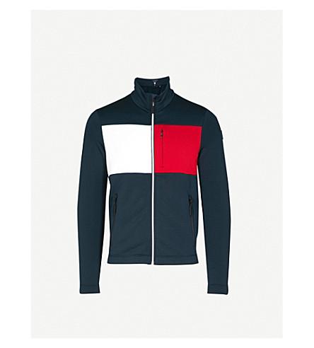 TOMMY HILFIGER Tommy Hilfiger X Rossignol Rudolph stretch-shell jacket (Navy+-+705