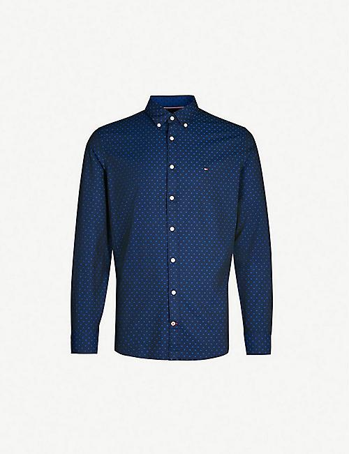 11035feaf26645 TOMMY HILFIGER - Shirts - Clothing - Mens - Selfridges