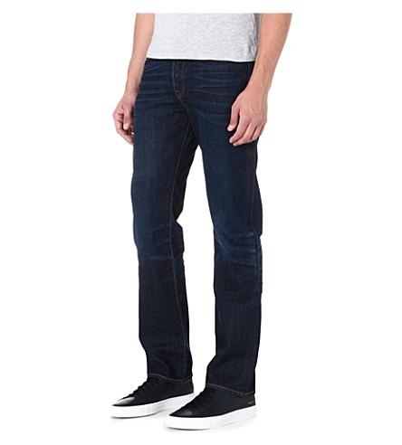 LEVI'S 501 Original regular-fit straight jeans (Blue