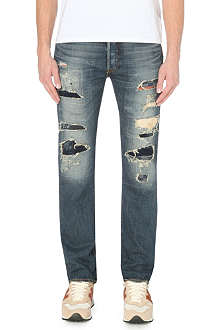 LEVI'S 501 regular-fit straight jeans