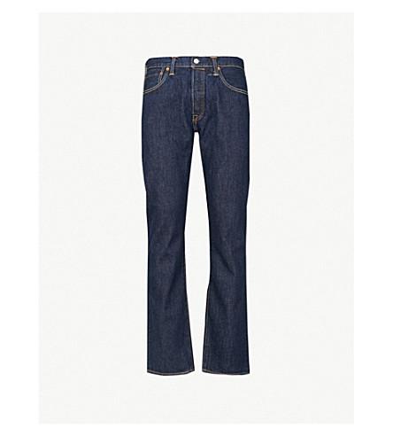 LEVI'S 501 Original straight mid-rise jeans (Onewash