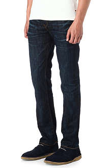LEVI'S 511 Inkpool slim-fit tapered jeans