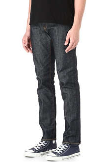 LEVI'S Stretch-denim slim-fit jeans