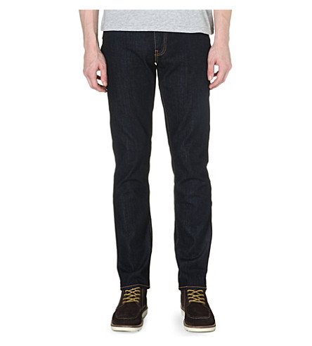 LEVI'S 511 slim-fit straight jeans (Indigo