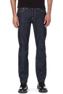 LEVI'S 511 slim-fit mid-rise jeans