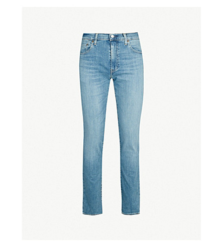 LEVI'S 511 slim-fit tapered jeans (Sun+fade