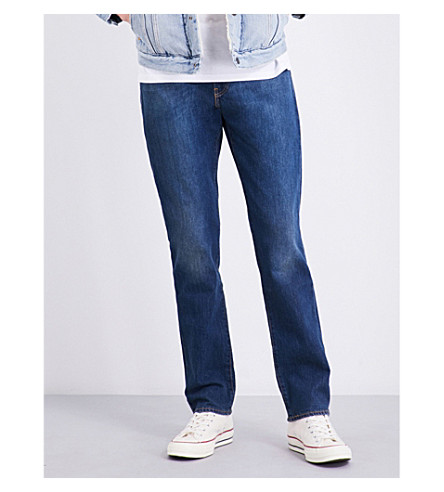 LEVI'S 511 slim-fit straight jeans (Glastonbury