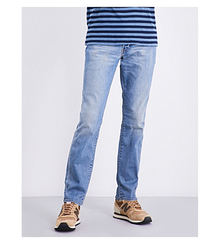 LEVI'S 511 slim-fit tapered jeans (Dennis
