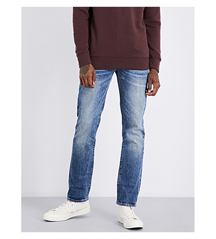 LEVI'S 511 slim-fit straight jeans (Bibby