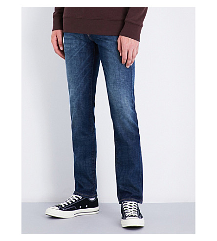 LEVI'S 511 slim-fit tapered jeans (Stojko+stretch