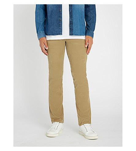 LEVI'S 511 slim-fit straight jeans (Lead+gray