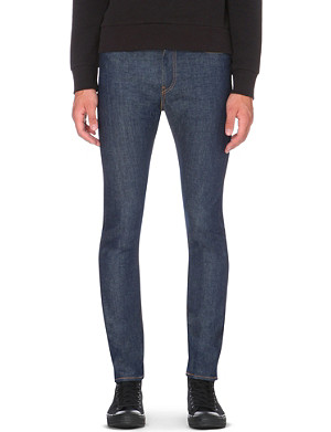 LEVI'S 510 skinny-fit mid-rise jeans