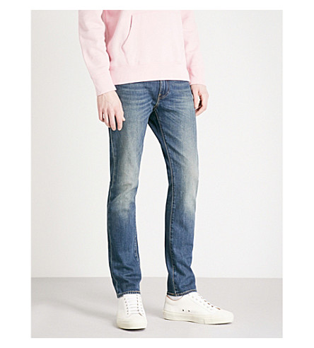 LEVI'S 510 slim-fit skinny jeans (Madison+square