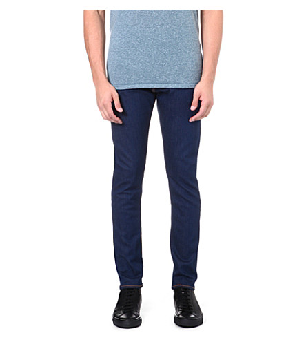 LEVI'S 520 Extreme Taper slim-fit tapered jeans (Indigo
