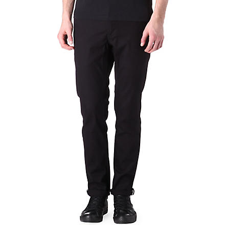 LEVI'S 511 slim-fit trousers (Black