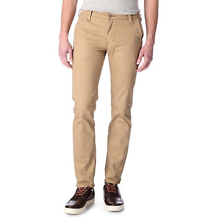 LEVI'S 511 slim-fit Commuter chinos (Gold
