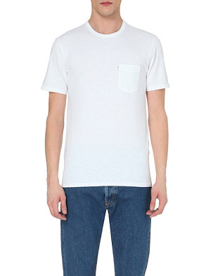 LEVI'S Pocket-detail t-shirt