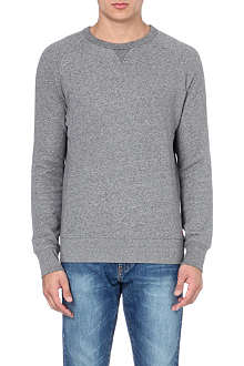 LEVI'S Raglan crew-neck sweatshirt