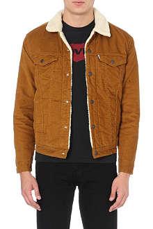 LEVI'S Cord Sherpa jacket