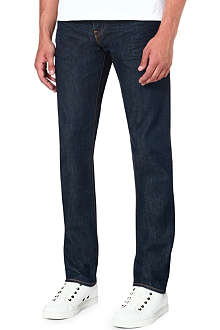 LEVI'S 508 regular-fit tapered jeans