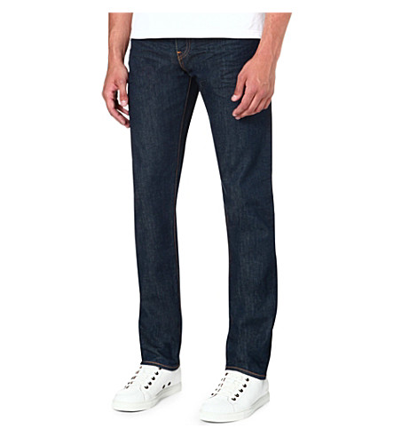 LEVI'S 508 regular-fit tapered jeans (Indigo