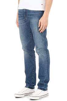 LEVI'S 508 regular slim-fit tapered jeans