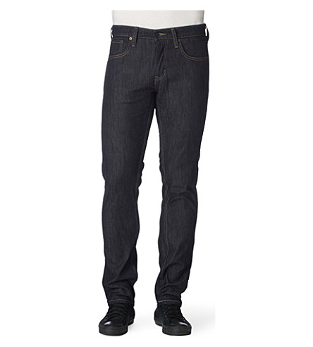 LEVI'S 511 Commuter slim-fit straight jeans (Indigo