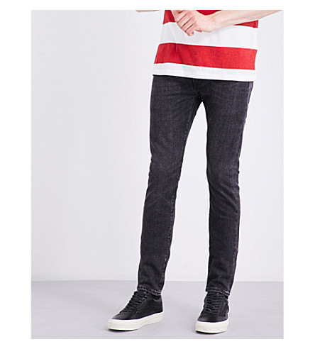 LEVI'S 519 slim-fit extreme skinny jeans (Basement+519