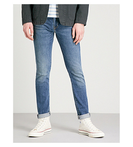 LEVI'S 519 slim-fit skinny jeans (Williamsburg+519