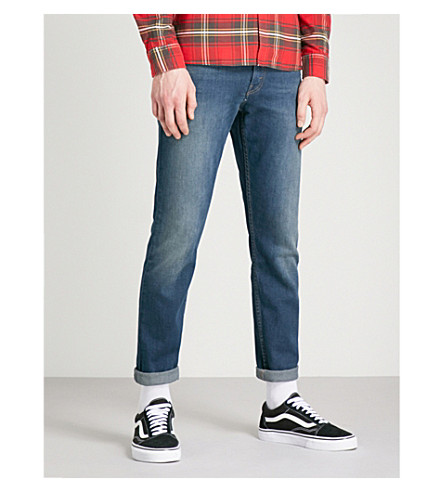LEVI'S 512 slim-fit tapered jeans (Roth