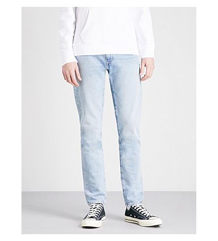 LEVI'S 512 slim-fit tapered jeans (Ocean+parkway+warp+str