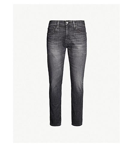 LEVI'S 512 slim-fit tapered jeans (Richmond adv