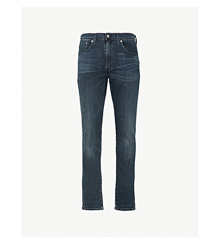 LEVI'S 512 slim-fit tapered jeans (Headed+south