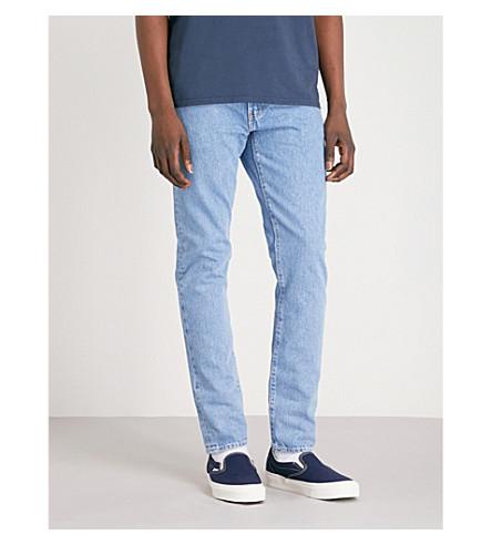 LEVI'S apedreada 512 amapola ajustados ajustados jeans X8TwX