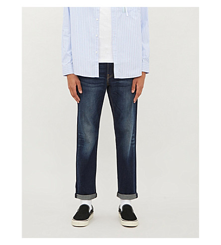 LEVI'S 502 regular-fit tapered jeans (City+park
