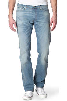 LEVI'S 504 regular fit tapered jeans