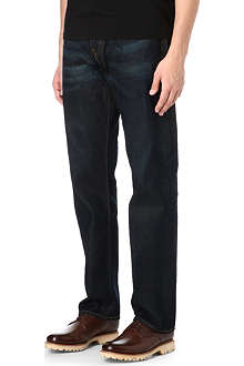 LEVI'S Canada blue regular-fit jeans