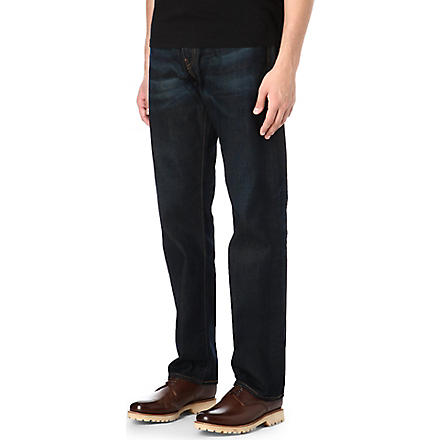 LEVI'S Canada blue regular-fit jeans (Indigo