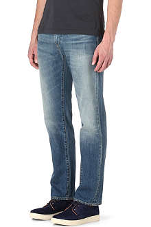 LEVI'S 504 regular-fit straight-leg jeans